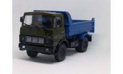 МАЗ-5551, 1988 г., АИСТ, масштабная модель, Автоистория (АИСТ), 1:43, 1/43