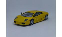 Суперкары №9 Lamborghini Murcielago, журнальная серия Суперкары (DeAgostini), 1:43, 1/43