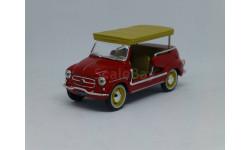 Fiat 600 Jolly, IXO, масштабная модель, IXO Road (серии MOC, CLC), 1:43, 1/43