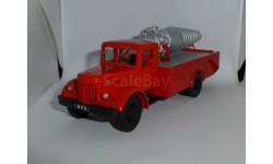 Автолегенды СССР Грузовики №14 - МАЗ-200 АГВТ
