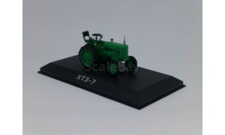 Тракторы №21 - ХТЗ-7