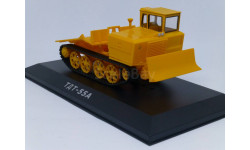 Тракторы №27 - ТДТ-55А, журнальная серия Тракторы. История, люди, машины (Hachette), scale43