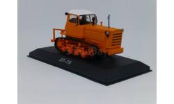 Тракторы №12 - ДТ-75, журнальная серия Тракторы. История, люди, машины (Hachette), scale43