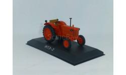 Тракторы №13 - МТЗ-2, журнальная серия Тракторы. История, люди, машины (Hachette), scale43
