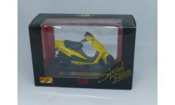 Malaguti Phantom F12, Maisto, масштабная модель мотоцикла, Maisto-Swarovski, 1:18, 1/18