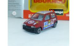 Fiat Cinquecento Rally, Bburago