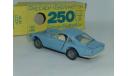 FERRARI BERLINETTA 250 GT, ремейк, масштабная модель, 1:43, 1/43
