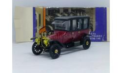 Руссо-Балт С24/40 Лимузин-Берлин 1913