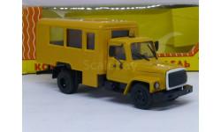 Газ 3307 Аварийная, Компаньон, масштабная модель, scale43