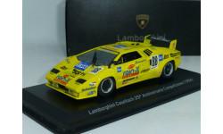 Lamborghini Countach 25 Anniversario Competizione (1994), Leo Models, масштабная модель, 1:43, 1/43