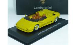 Lamborghini Diablo Roadster (Prototipo) (1992), Leo Models, масштабная модель, 1:43, 1/43