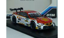 BMW M4 DTM, RMZ Hobby, масштабная модель, 1:43, 1/43