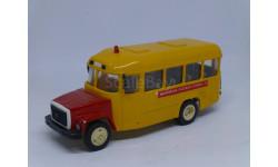 КАВЗ 3976 аварийная, Компаньон, масштабная модель, scale43