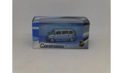Volkswagen Microbus 1/72, Cararama