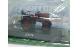 Тракторы №89 - ДТ-14, журнальная серия Тракторы. История, люди, машины (Hachette), 1:43, 1/43