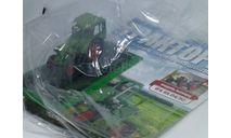 Тракторы №93 - IFA RS О4-30, журнальная серия Тракторы. История, люди, машины (Hachette), 1:43, 1/43