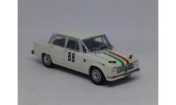 Alfa Romeo Giulia T.I. Super 1963, Fabbri
