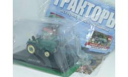 Тракторы №96 - MAN 4L1, журнальная серия Тракторы. История, люди, машины (Hachette), scale43