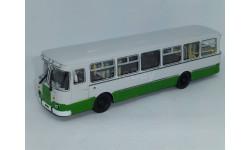 Лиаз 677М, Советский автобус, масштабная модель, 1:43, 1/43