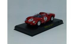Ferrari Collection №43 250 P, журнальная серия Ferrari Collection (GeFabbri), 1:43, 1/43