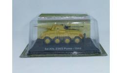 Танки Мира.Спецвыпуск №1. Sd.Kfz.234/2 Puma - 1944, журнальная серия Танки Мира 1:72, scale72