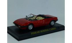 Ferrari Collection №38 Mondial Cabriolet, журнальная серия Ferrari Collection (GeFabbri), scale43