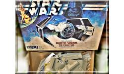 Модель из кинофильма 'Звездные воины'. Модель истребителя Дарта Вейдера. Масштаб 1:35., сборная модель (другое), scale35