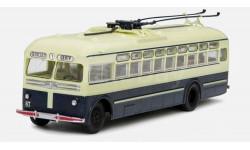 Троллейбус МТБ-82Д SSM, масштабная модель, 1:43, 1/43, Start Scale Models (SSM)