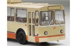 Троллейбус ЗИУ-9, масштабная модель, 1:43, 1/43, Start Scale Models (SSM)