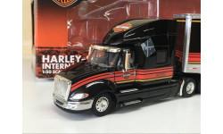 DCP Die-Cast Promotion International Prostar Truck Harley Davidson 1:50, масштабная модель, 1/50, Die-Cast Promotions