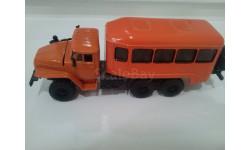 Кавз 4224 на базе Урал 4320