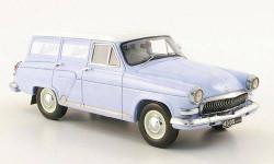 Волга ГАЗ 22 (М22А)  изотермический фургон НАМИ (1963) Neo 44433, масштабная модель, Neo Scale Models, 1:43, 1/43