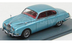 Jaguar S Type 3.4 1965 Light Blue Neo 43945