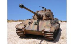 модель танка King tiger (Королевский тигр) 135 Tamiya, масштабные модели бронетехники, 1:35, 1/35