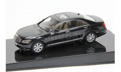 Mercedes-Benz S500 s-klasse 2005-2009 рестайлинг W221 Autoart B 66962297, масштабная модель, scale43