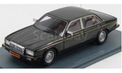 Daimler XJ40 Sovereign 1990 Antracite green neo 43158