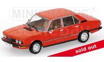 BMW 520 (E12), масштабная модель, Minichamps, scale43