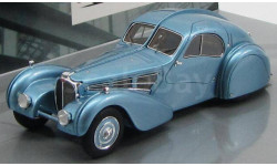 Bugatti Atlantic 57 SC 1936 Blue Metallic от Minichamps 437110320