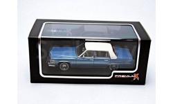 Cadillac De Ville Sedan 1977 Light Blue Premium X 1:43