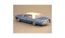 Cadillac Deville Sedan 1977 Light Blue Premium X 1:43, масштабная модель, 1/43