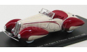 Delahaye 135 Figoni and Fallaci Grand Sport 1936, масштабная модель, Spark, 1:43, 1/43