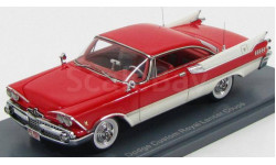 Dodge Custom Royal Lancer 2-Door Hardtop Coupe 1959 Red / White Neo