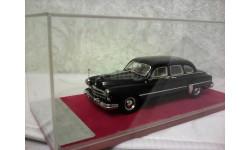 Правительственный китайский ЗИМ ГАЗ-12, масштабная модель, Paudi Models, 1:43, 1/43