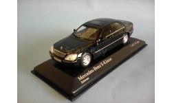 Mercedes-Benz S-klasse w220 Minichamps 400036200, масштабная модель, scale43