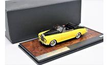 ROLLS ROYCE H.J. Mulliner Coachwork SC III DHC 1963 Matrix, масштабная модель, scale43, Rolls-Royce