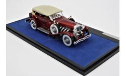 DUESENBERG SJ Le Grande Dual Cowl Phaeton 1935 Matrix, масштабная модель, scale43