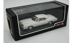 Cadillac Eldorado (1976) bicentennial edition closed convertible white, масштабная модель, Premium X, scale43