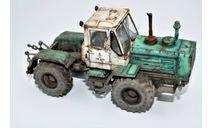 Трактор Т-150, масштабная модель, AVD Models, 1:43, 1/43