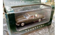 Jaguar XJ6 series 1 от Vanguards, масштабная модель, Vanguards Corgy, 1:43, 1/43