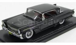 Lincoln Continental MK III 1958 Black NEO46000